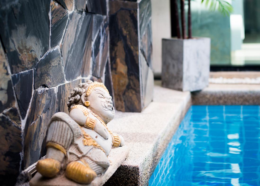 Secret garden villa a2 lantahideaways for Secret garden pool novaliches